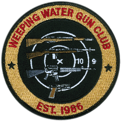 weeping water bun club badge