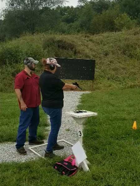 member shooting